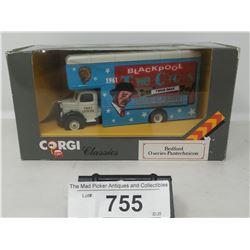 Corgi Classics Bedford Circus Van In Box
