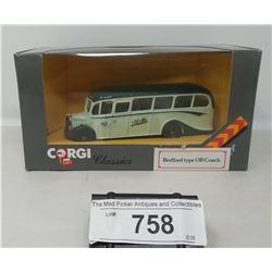 Corgi Classics Bedford Type Coach Bus In Box