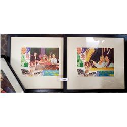 3 Framed Lobby Cards