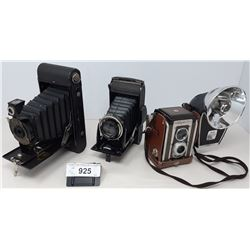 3 Early Cameras