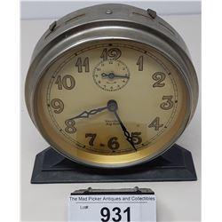 Vintage West Clock Big Ben Alarm Clock With Nice Face