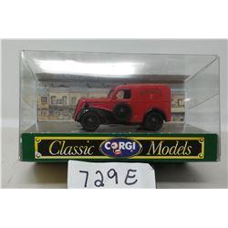 Corgi Classics Ford Popular Van In Box