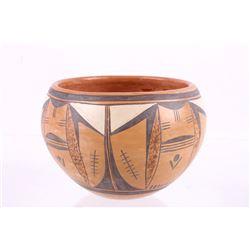 Hopi Indian Pottery Bowl by Priscilla Nampeyo