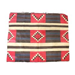 Navajo Third Phase Chief's Blanket c. 1890-1920