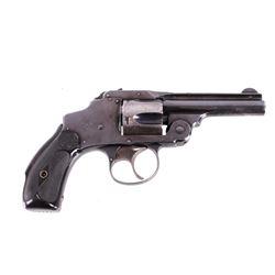 Smith & Wesson .38 Safety Hammerless Revolver