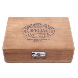 Northern Hotel Special Cigar Box Billings Montana
