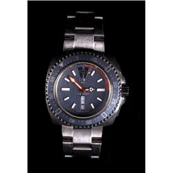 Zodiac V-Wolf Smiss Made Diver's Men's Watch