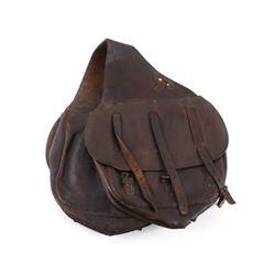 U.S. Calvary Boyt Marked Saddle Bags
