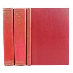 Butterfield Overland Mail Volumes I, II & III