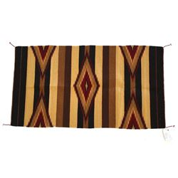 Antique Dazzler Handspun Wool Rug by Pedro Sosa