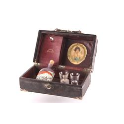 Noyes Bros & Cutler Gamblers Case c. 1800's