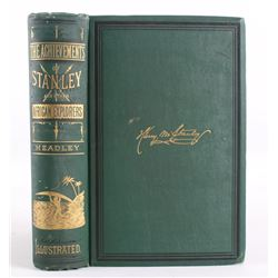 The Achievements of Stanley by J.T. Headley 1st Ed