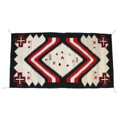 Ganado Promontory Wool Rug by Luis Hernandez