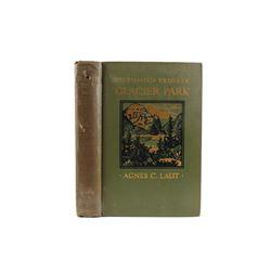 1st Ed. Enchanted Trails of Glacier Park by Laut