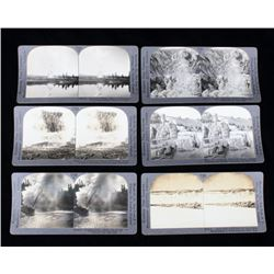Keystone View Company Stereograph's of Yellowstone
