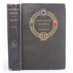 Farthest North Vol. 2 by Fridtjof Nansen 1897
