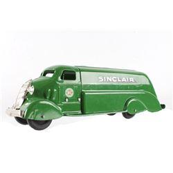 Sinclair H-C Gasoline Tanker Toy Truck circa 1930s