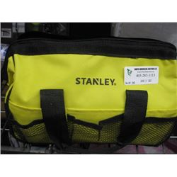 STANLEY TOOL BAG W/TOOLS