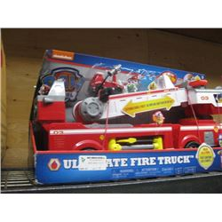 PAW PATROL ULTIMATE FIRE TRUCK