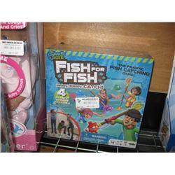 FISH FOR FISH GAME