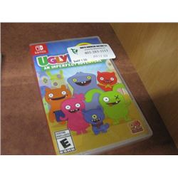 NINTENDO SWITCH UGLY DOLLS GAME