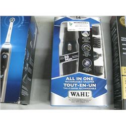 WAHL ALL IN ONE RECHARGEABLE GROOMER