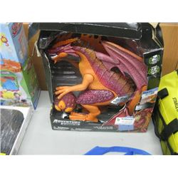 ADVENTURE FORCE DRAGON GAME