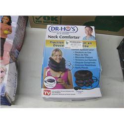 DR HO NECK COMFORTER