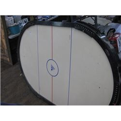 AIR HOCKEY TABLE W/ LEGS AND PARTS