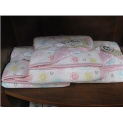 3PC BABY BLANKETS