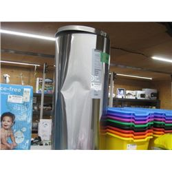 STAINLESS STEEL TRASH CAN 30L