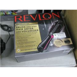 REVLON SLAON ONE STEP HAIR DRYER