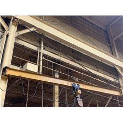 2 Ton Wall Mounted Jib Crane