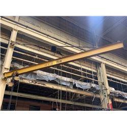 1/2 Ton Wall Mounted Jib Crane