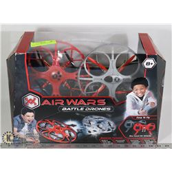 NEW 2 PACK AIR WARS BATTLE