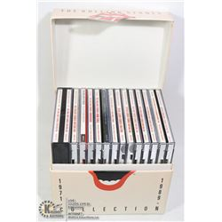 ROLLING STONES BOX SET CD'S