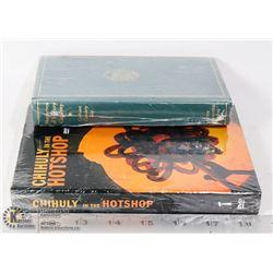 SEALED 2 BOOKS NARRATIVES OF