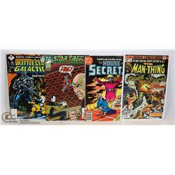 DC COMICS (3) THE HOUSE OF SECRETS