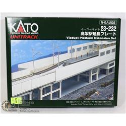KATO N SCALE VIADUCT PLATFORM EXTENSION SET