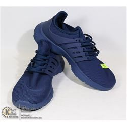 SIZE 41 BLUE RUNNING SHOES