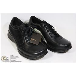 AEGIS LEATHER UPPER WORK SHOES WOMENS SIZE 10