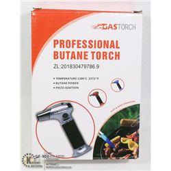 PROFESSIONAL BUTANE TORCH