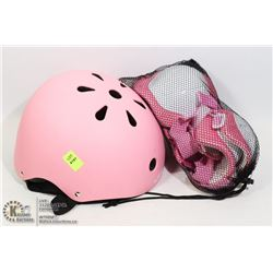 GIRLS BICYCLE HEMET (PRODUCED JAN 2020) SOLD WITH