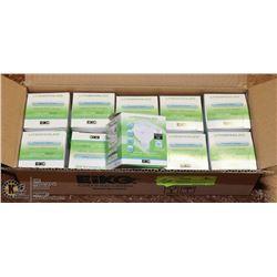 BOX OF 10  EIKO LED 7WMR16FL/840-DUYA7 7 WATTS