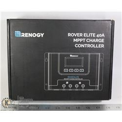 ROVER ELITE 40A MPPT CHARGE CONTROLLER