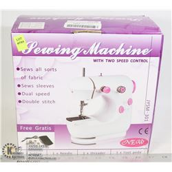 TWO SPEED CONTROL SEWING MACHINE