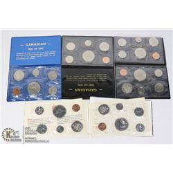 X6 CANADA PROOF LIKE MINT COIN SETS