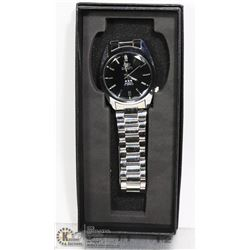 NEW ORIENT BUSINESS MENS WATCH STAINLESS