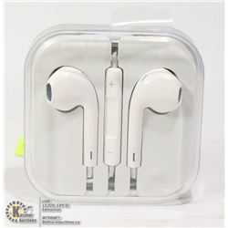 IN EAR EARPHONE WITH VOLUME AND MICROPHONE
