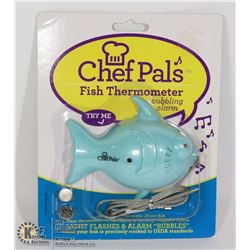 NEW CHEF PALS FISH THERMOMETER